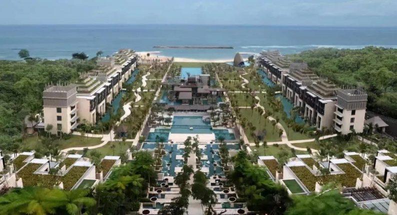 婚礼堂发布:巴厘岛凯宾斯基酒店,阿普尔瓦仪式堂  第11张