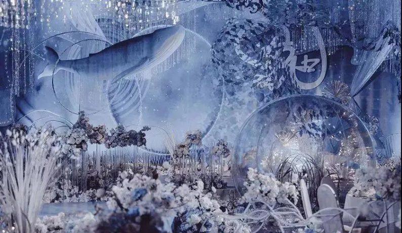 婚礼堂发布:1.9万方!江西一站式主题婚宴中心落户滨江  第3张