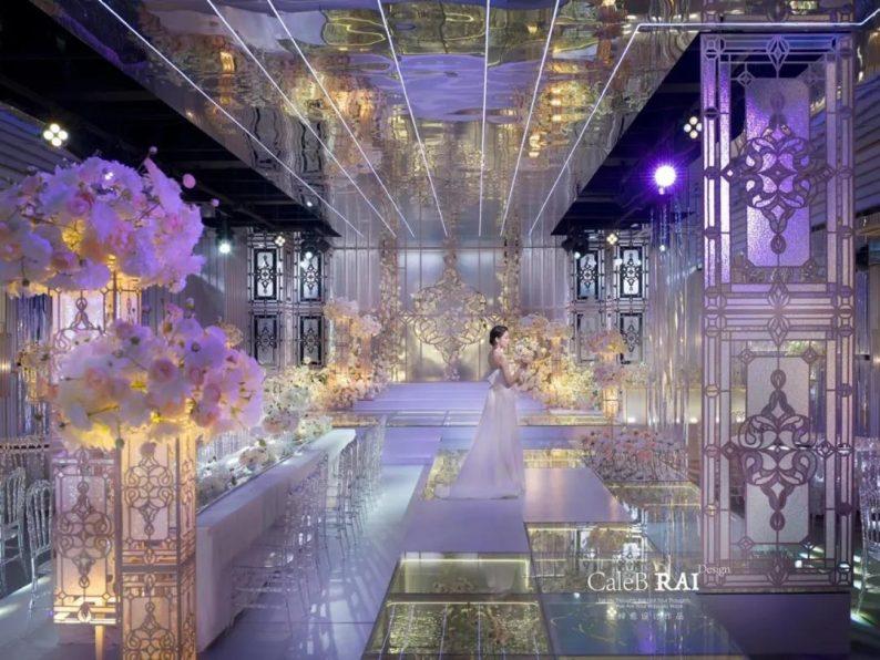 婚礼堂发布:赖梓愈、蔡上设计!占地8000平,万和集团旗下婚礼堂  第4张