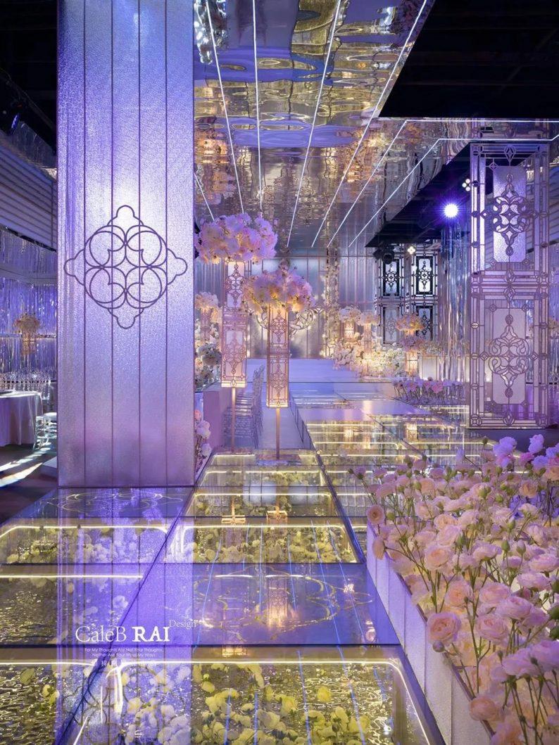 婚礼堂发布:赖梓愈、蔡上设计!占地8000平,万和集团旗下婚礼堂  第5张