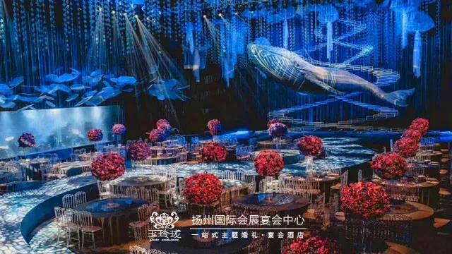 婚礼堂发布:赖梓愈、蔡上设计!占地8000平,万和集团旗下婚礼堂  第6张