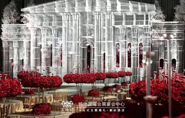 婚礼堂发布:赖梓愈、蔡上设计!占地8000平,万和集团旗下婚礼堂  第8张