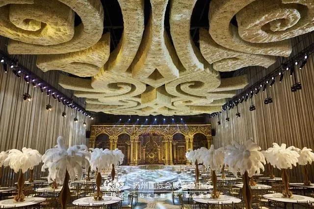 婚礼堂发布:赖梓愈、蔡上设计!占地8000平,万和集团旗下婚礼堂  第11张