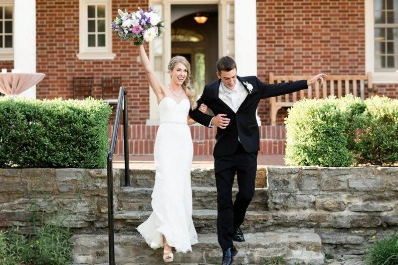 婚礼怎么就变成这样了?  第1张