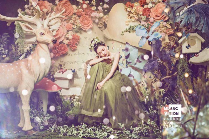 婚礼堂发布:圣拉维 X 赖梓愈,6000平超大艺术空间全球首发  第6张