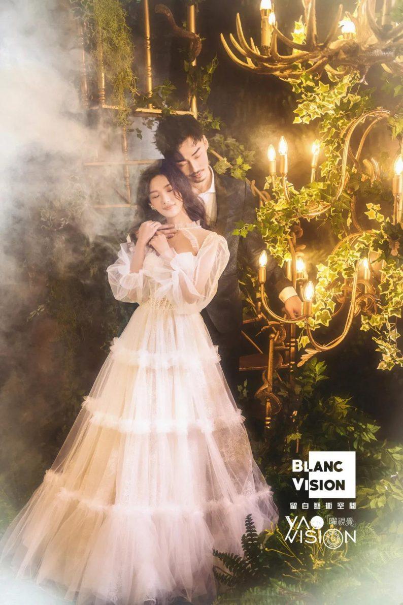婚礼堂发布:圣拉维 X 赖梓愈,6000平超大艺术空间全球首发  第7张