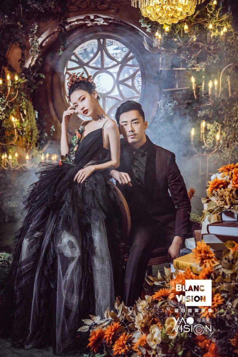 婚礼堂发布:圣拉维 X 赖梓愈,6000平超大艺术空间全球首发  第9张