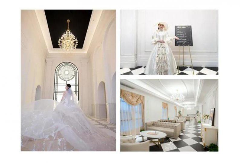 婚礼堂发布:同庆楼帕丽斯婚礼艺术殿堂,3000多平、蔡上设计!  第3张