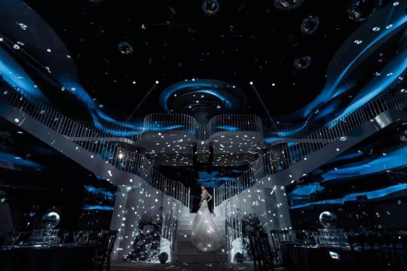 婚礼堂发布:南京首家赖梓愈亲笔设计高端宴会中心