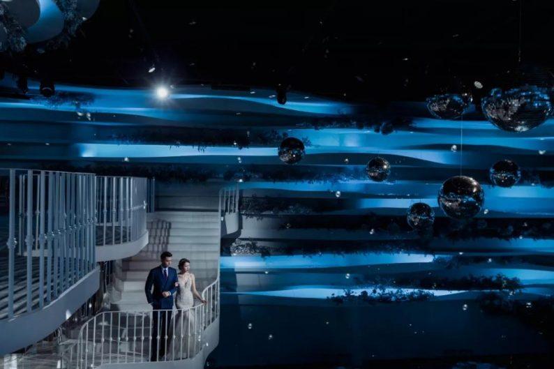 婚礼堂发布:南京首家赖梓愈亲笔设计高端宴会中心  第12张