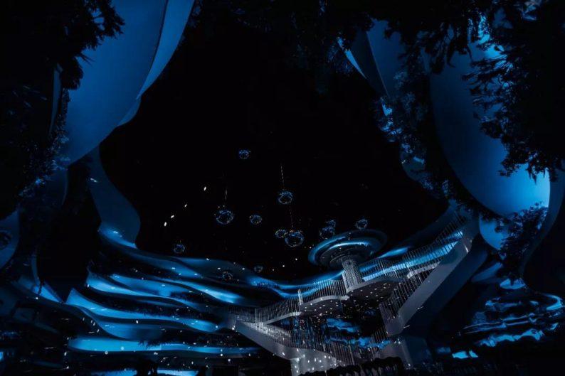 婚礼堂发布:南京首家赖梓愈亲笔设计高端宴会中心  第15张