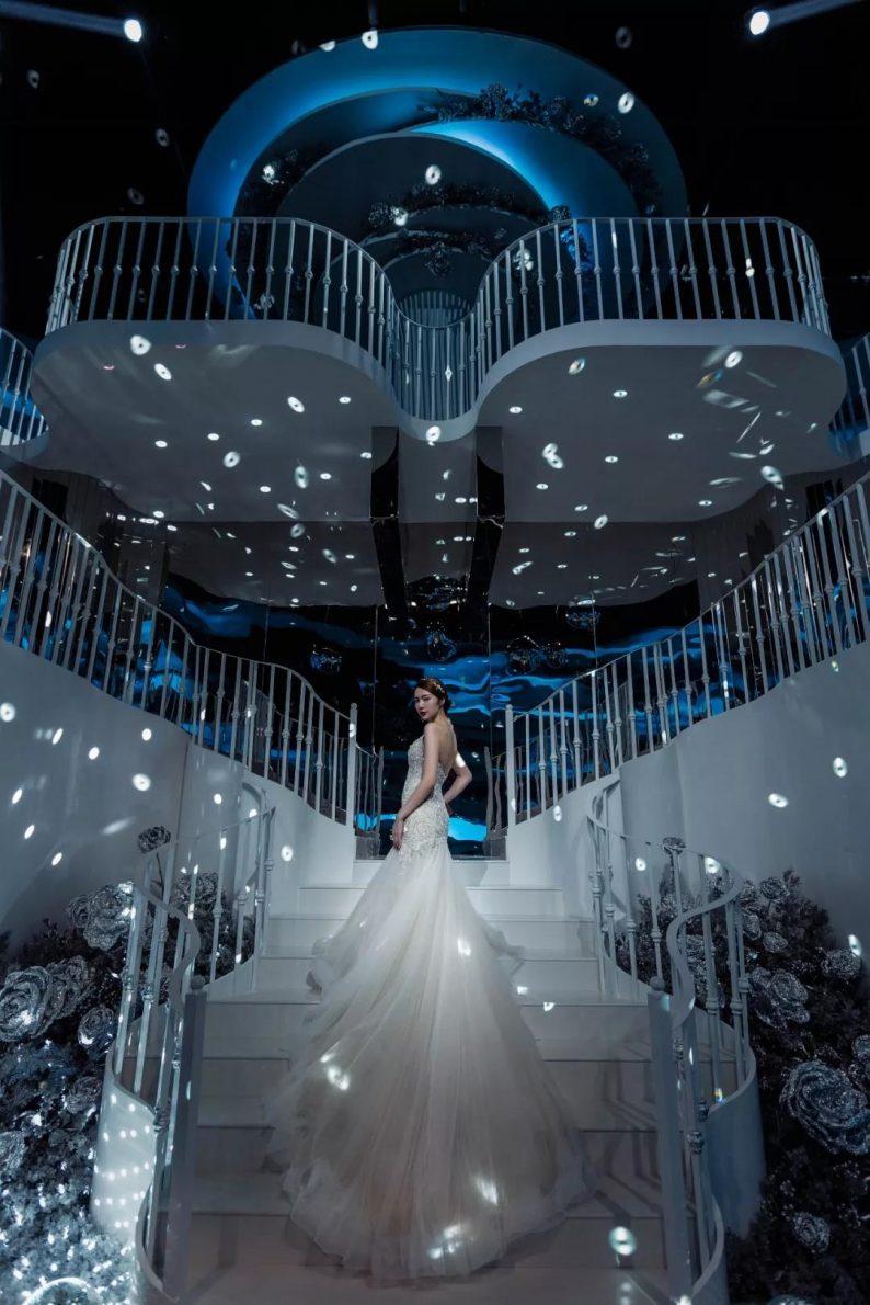 婚礼堂发布:南京首家赖梓愈亲笔设计高端宴会中心  第16张