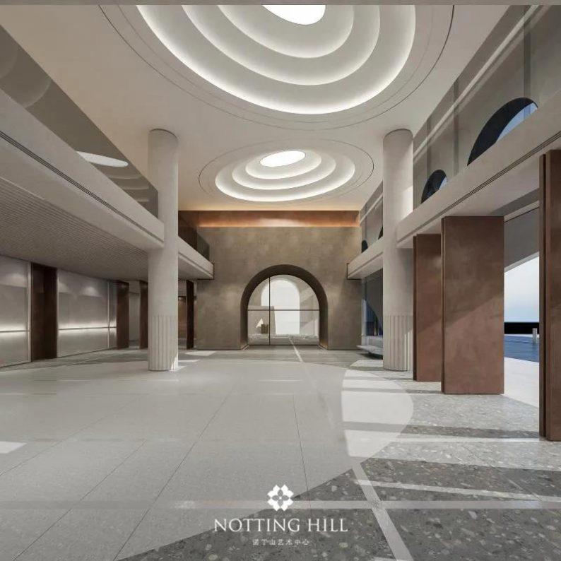 全国6大门店!诺丁山艺术中心近30个百万级宴会厅  第62张
