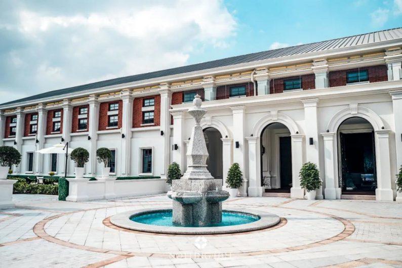 全国6大门店!诺丁山艺术中心近30个百万级宴会厅  第66张