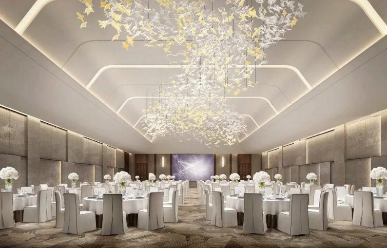 婚礼堂发布:1万平、8大宴会厅!小天鹅酒店管理集团扛鼎力作  第1张