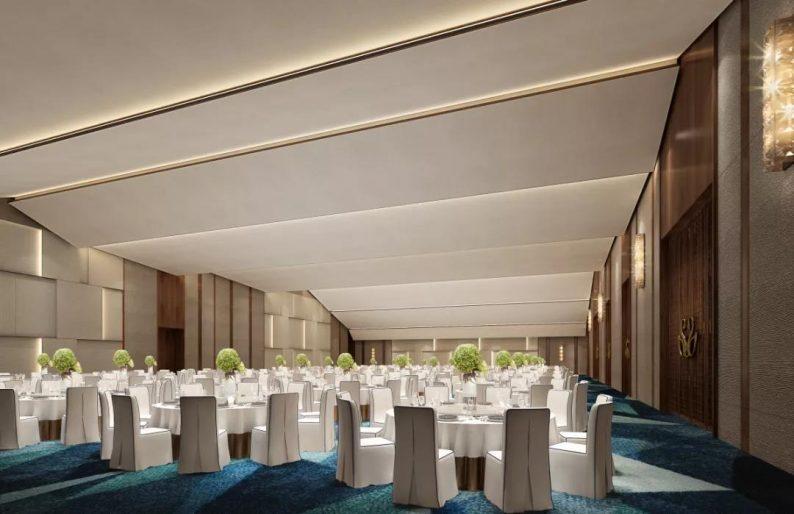 婚礼堂发布:1万平、8大宴会厅!小天鹅酒店管理集团扛鼎力作  第2张