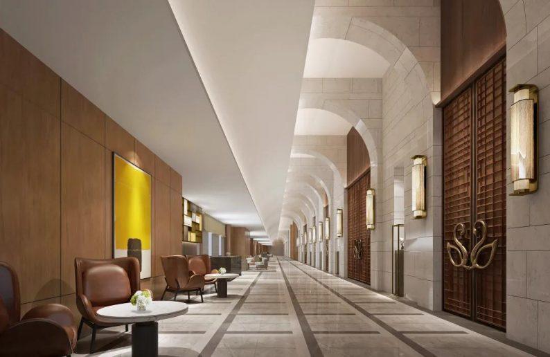 婚礼堂发布:1万平、8大宴会厅!小天鹅酒店管理集团扛鼎力作  第3张