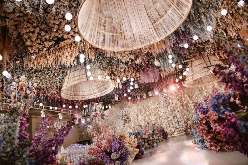 婚礼堂发布:新年首献!皇家花园 x 徐丹,高级感品质婚礼  第10张
