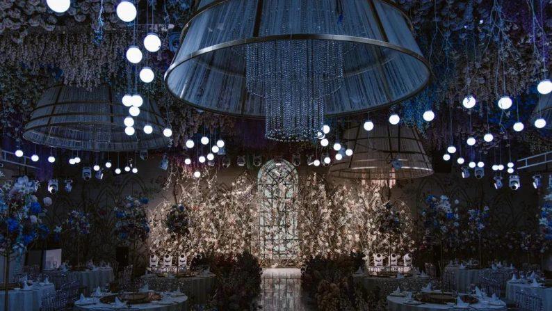 婚礼堂发布:新年首献!皇家花园 x 徐丹,高级感品质婚礼  第11张