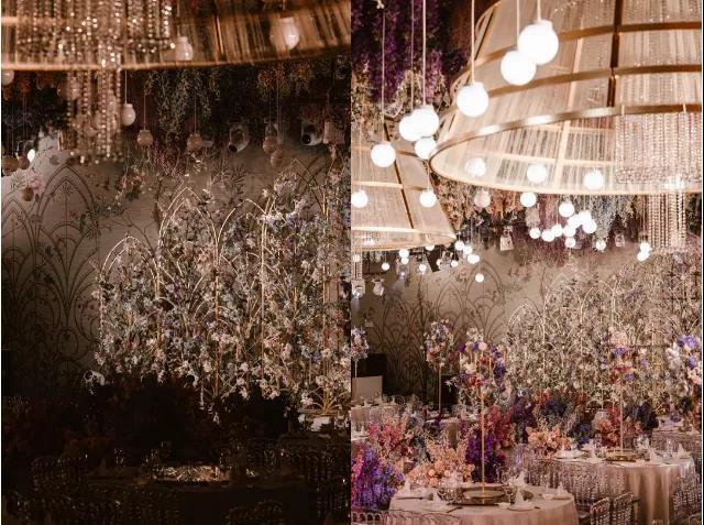 婚礼堂发布:新年首献!皇家花园 x 徐丹,高级感品质婚礼  第12张