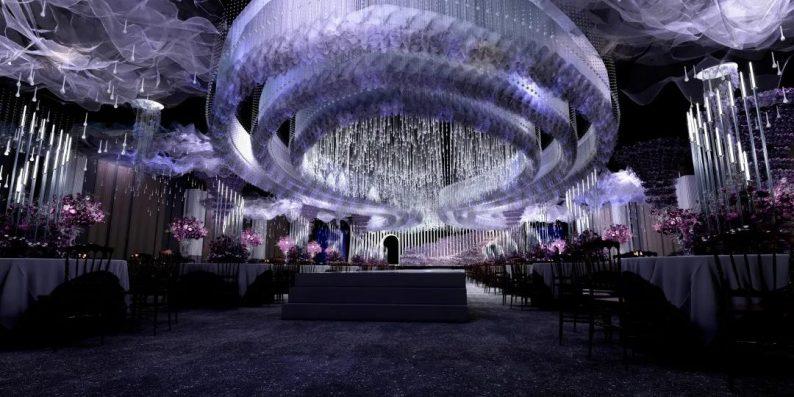 婚礼堂发布:新年首献!皇家花园 x 徐丹,高级感品质婚礼  第14张