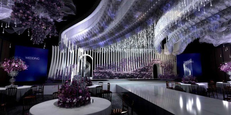 婚礼堂发布:新年首献!皇家花园 x 徐丹,高级感品质婚礼  第16张