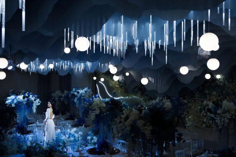 婚礼堂发布:新年首献!皇家花园 x 徐丹,高级感品质婚礼  第29张