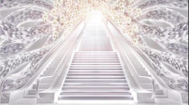 婚礼堂发布:蔡上操刀!8000平民生尊府打造陕西宴会标杆  第3张