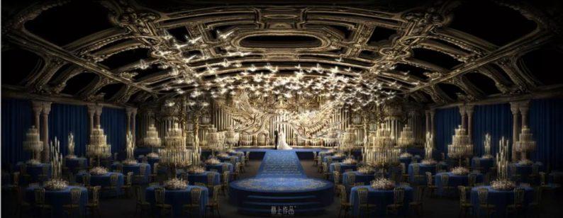 婚礼堂发布:蔡上亲手设计!民生酒店集团打造大型宴会酒店  第7张