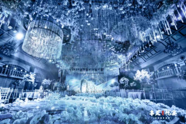 婚礼堂发布:耗资百万!丰发酒店打造全新宴会厅  第5张