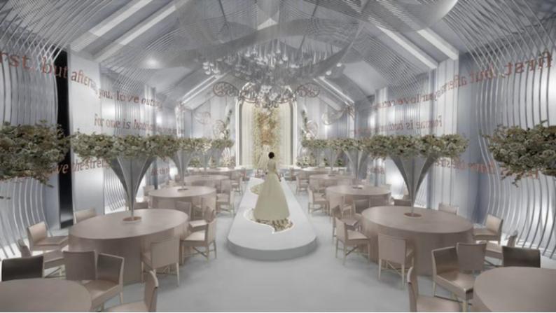 婚礼堂发布:耗资百万!丰发酒店打造全新宴会厅  第6张