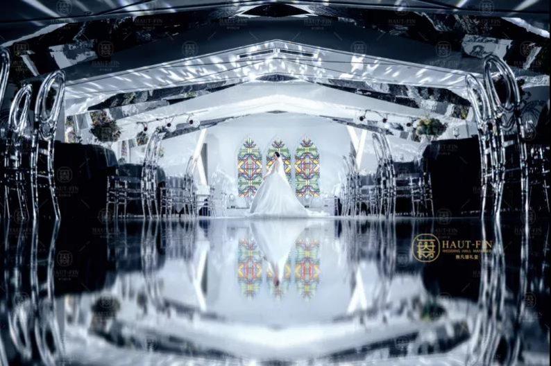 """""""一站式""""婚礼堂的前景!  第3张"""