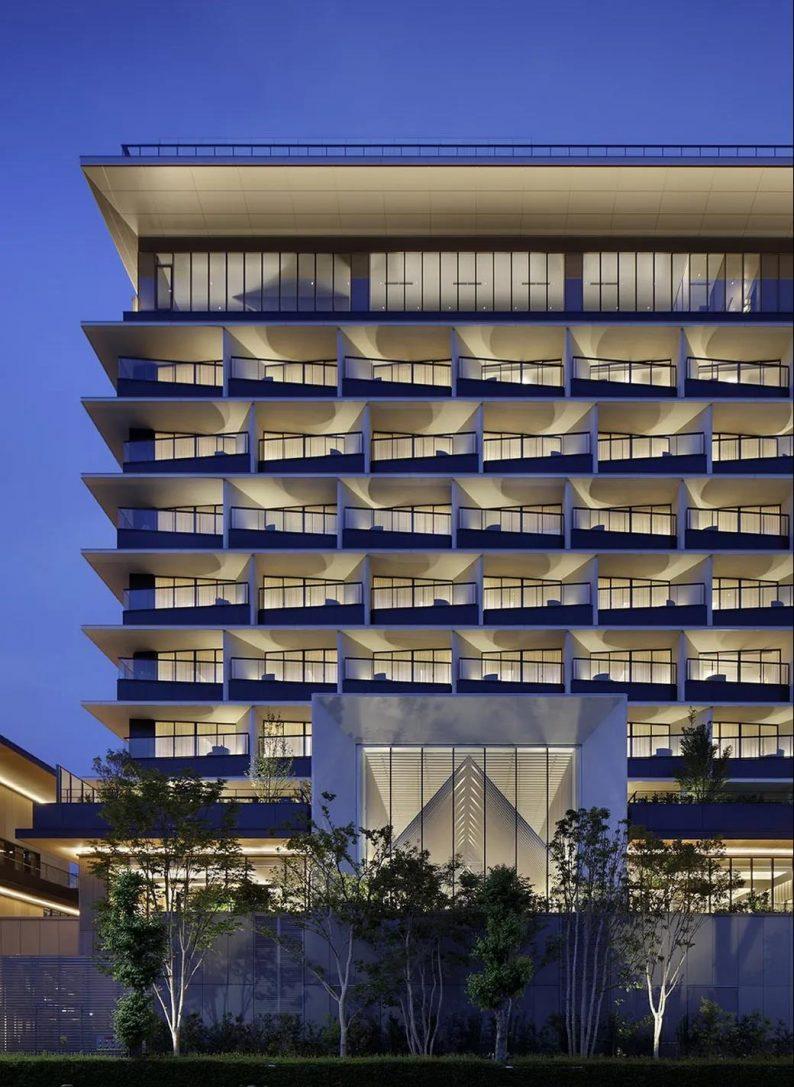现代日式美学!新度假风酒店设计  第2张