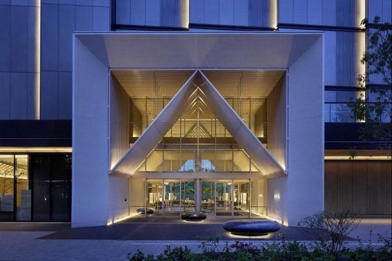 现代日式美学!新度假风酒店设计  第3张