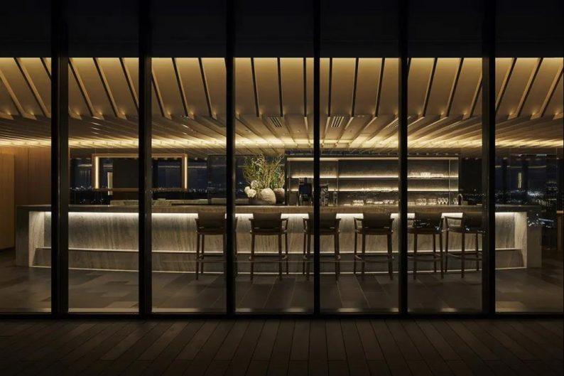 现代日式美学!新度假风酒店设计  第6张