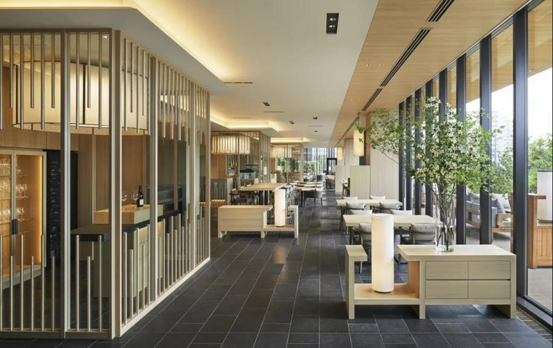 现代日式美学!新度假风酒店设计  第7张