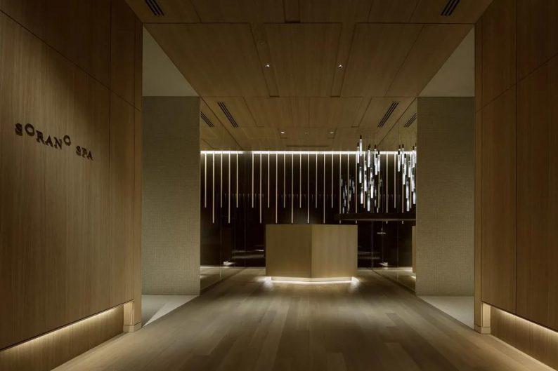 现代日式美学!新度假风酒店设计  第11张