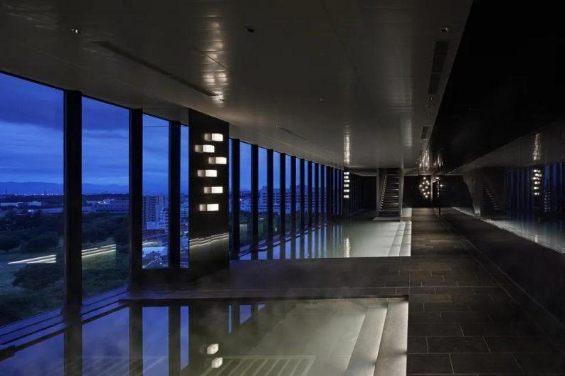 现代日式美学!新度假风酒店设计  第12张