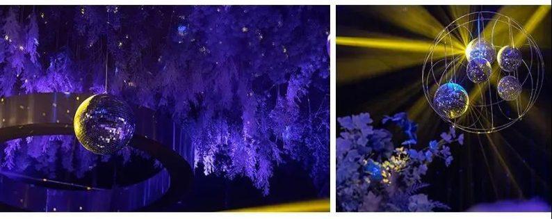 婚礼堂发布:6000平米、3大主题厅!洛阳喜事汇婚宴酒店  第3张