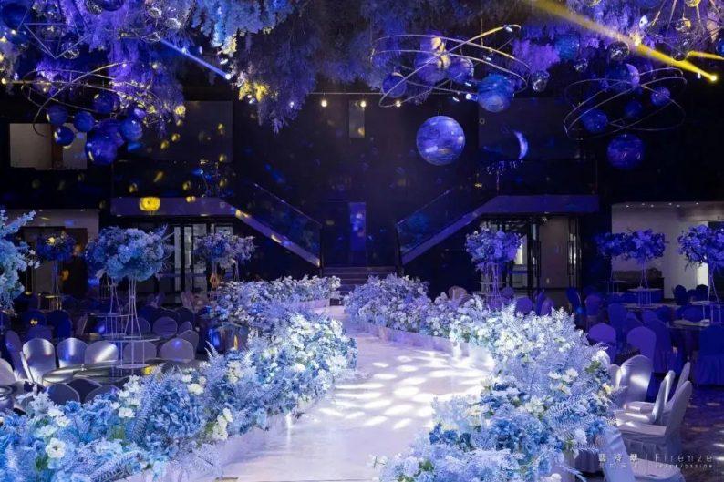 婚礼堂发布:6000平米、3大主题厅!洛阳喜事汇婚宴酒店  第7张