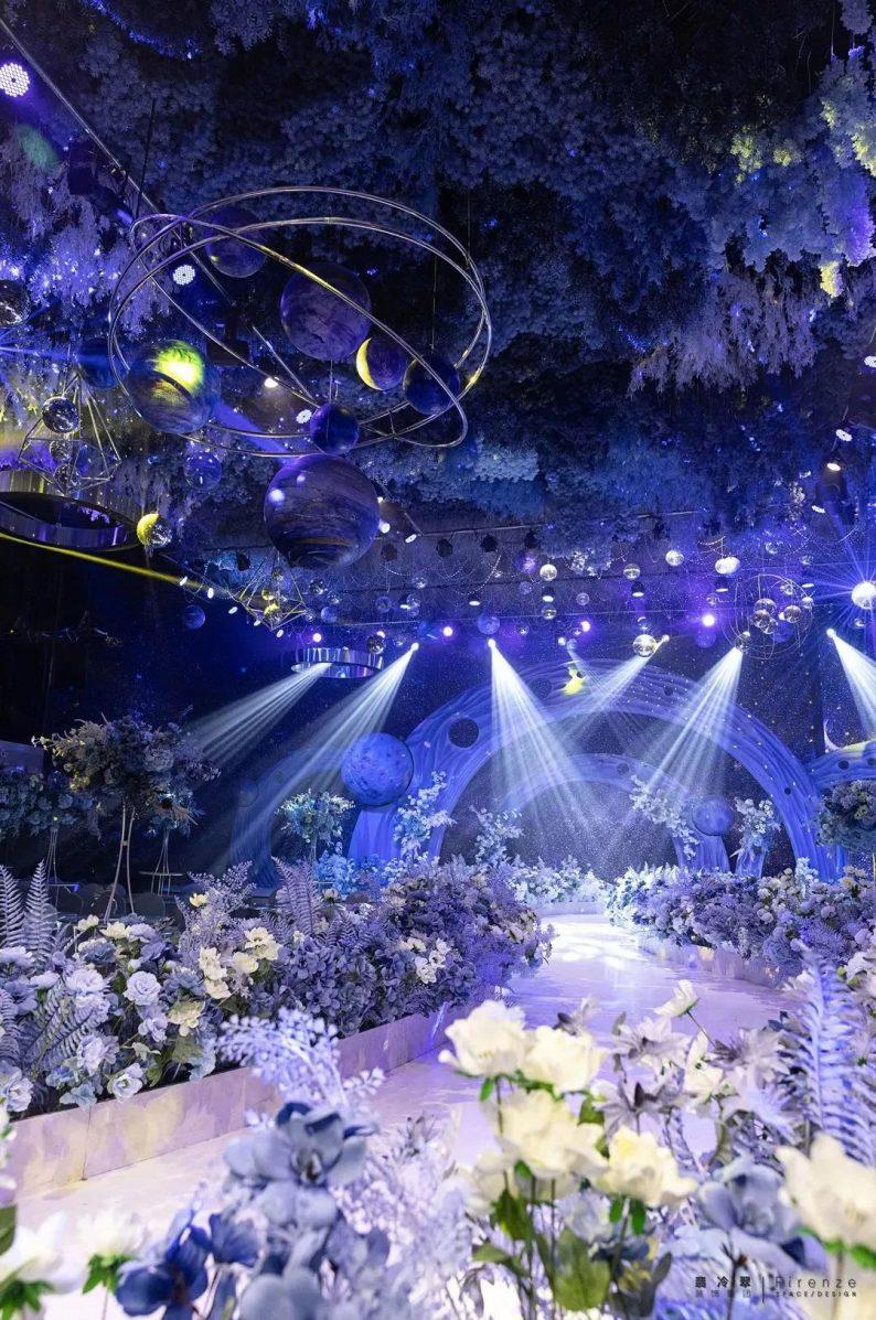 婚礼堂发布:6000平米、3大主题厅!洛阳喜事汇婚宴酒店  第9张