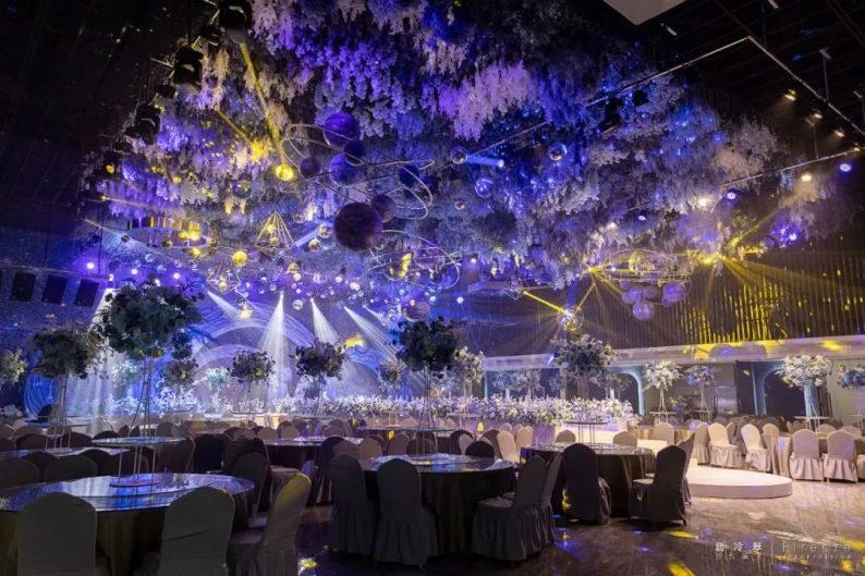 婚礼堂发布:6000平米、3大主题厅!洛阳喜事汇婚宴酒店  第10张