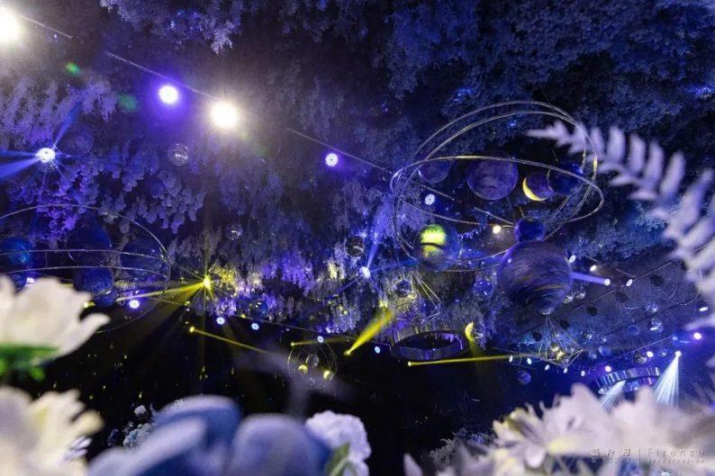 婚礼堂发布:6000平米、3大主题厅!洛阳喜事汇婚宴酒店  第11张