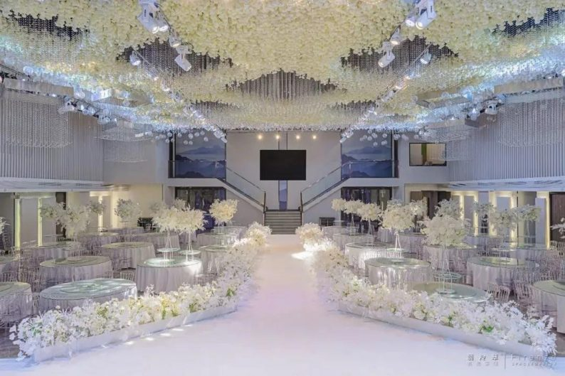 婚礼堂发布:6000平米、3大主题厅!洛阳喜事汇婚宴酒店  第14张
