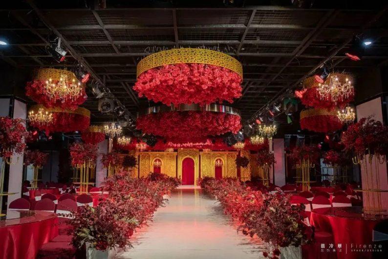 婚礼堂发布:6000平米、3大主题厅!洛阳喜事汇婚宴酒店  第15张