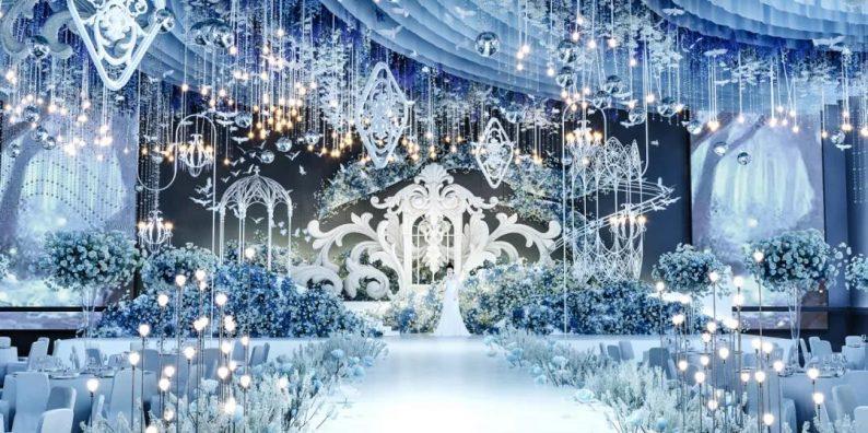 婚礼堂发布:超1万平、8大主题厅!开创湖南宴会产品新时代  第3张