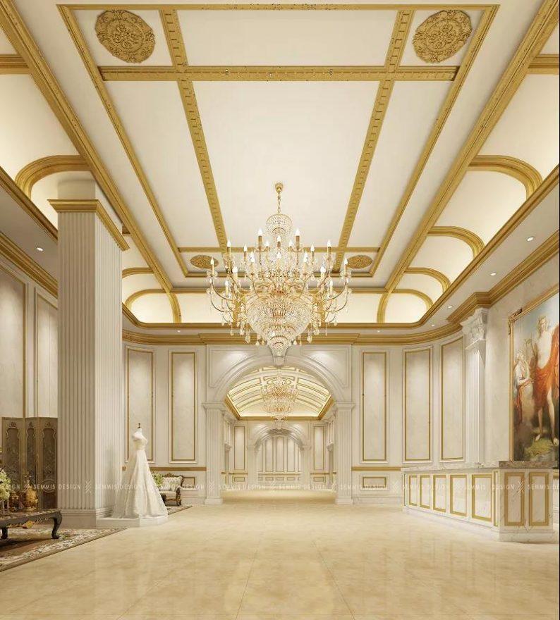 婚礼堂发布:超1万平、8大主题厅!开创湖南宴会产品新时代  第6张
