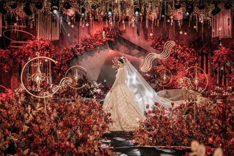 婚礼堂发布:超1万平、8大主题厅!开创湖南宴会产品新时代  第8张