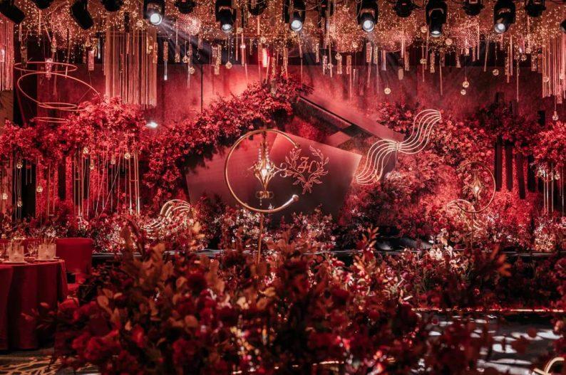 婚礼堂发布:超1万平、8大主题厅!开创湖南宴会产品新时代  第9张