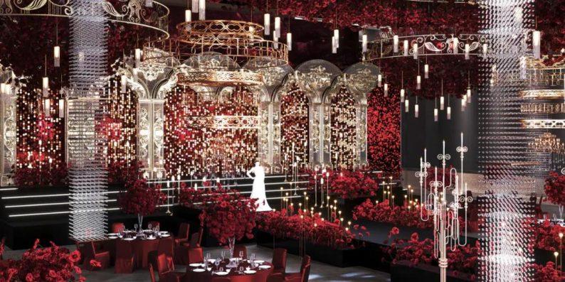 婚礼堂发布:超1万平、8大主题厅!开创湖南宴会产品新时代  第10张